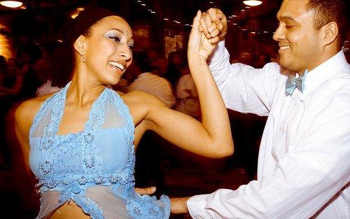 Salsa Puerto Rican Style Kurs SPA0919